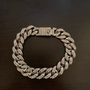 Other - Simon Cuban link bracelet
